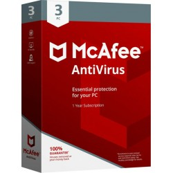 McAfee Anti-Virus Plus 2020